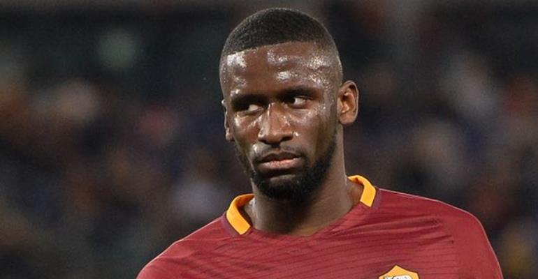 Roma's Antonio Rüdiger: 'There is too much racism in Serie A. We must act'