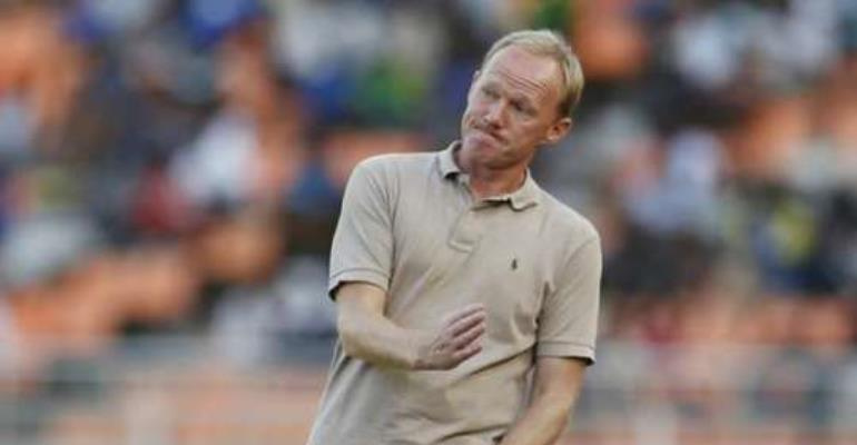 'I'm pleased with team's performance' - Coach Nuttal