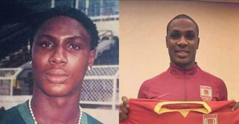 my lover dumped me because i could not afford gifts for her…super eagles star, odion ighalo