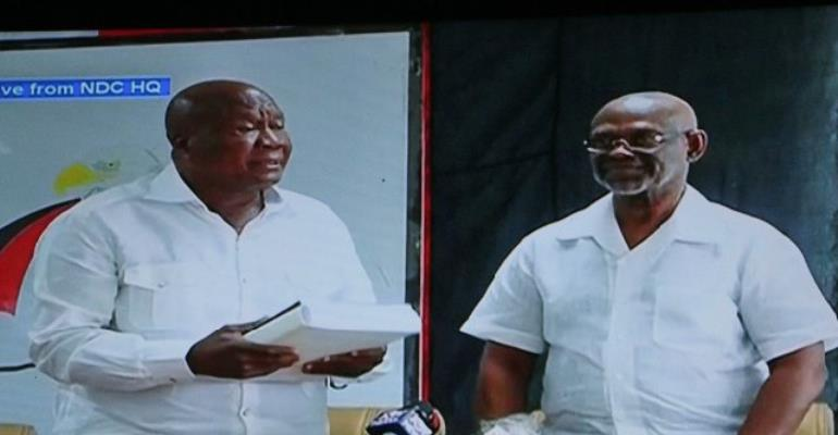 NDC must embark on 'peacemaking, healing tour' - Kwesi Botchwey
