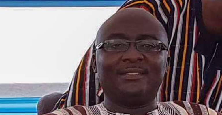 Vice PresidentDr. Mahamudu Bawumia