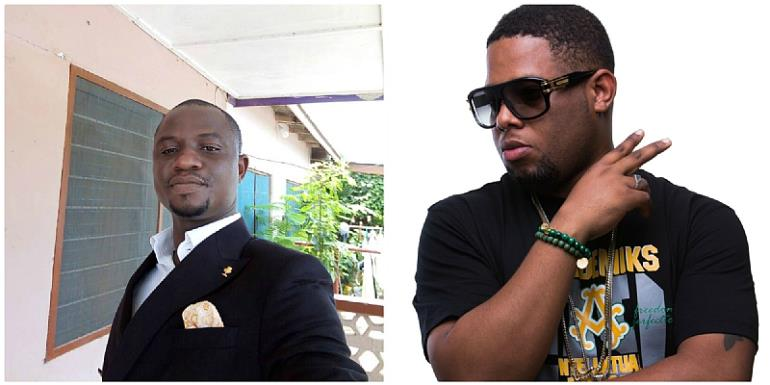 Is Daniel Obeng Fianko AKA Cedis The New Manager For Rapper D - Black?