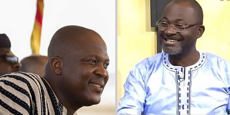 Ibrahim Mahama And Kennedy Agyapong Paid Me For The Articles…