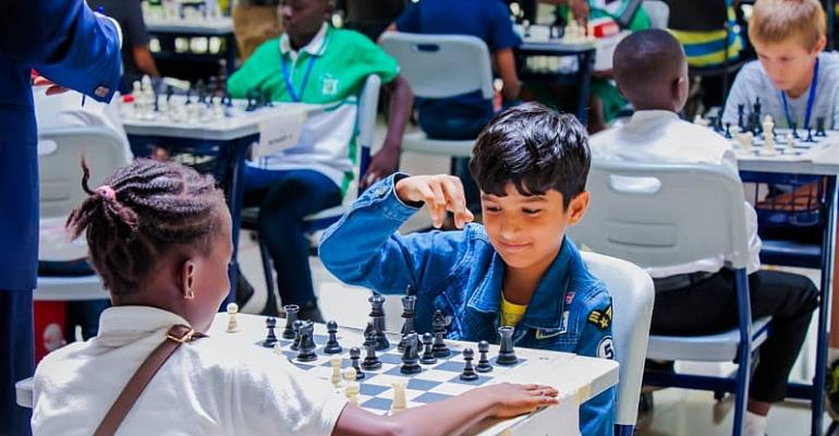 DPSI Ghana Shines At National Chess Competition