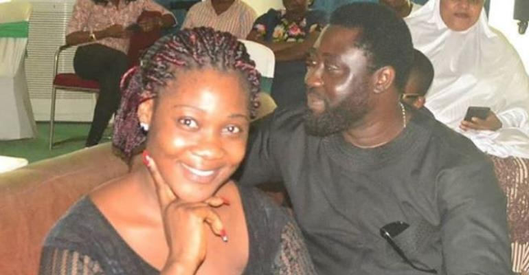 Nollywood Actress, Mercy Johnson Buries Mum