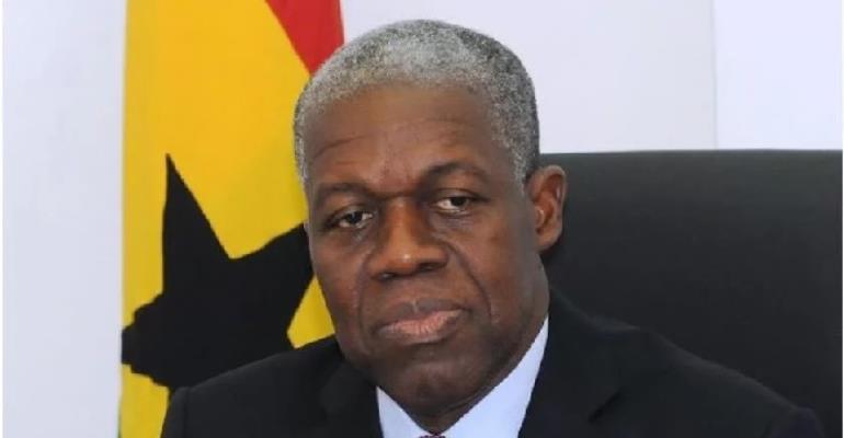 Late Former Vice President, Amissah-Arthur