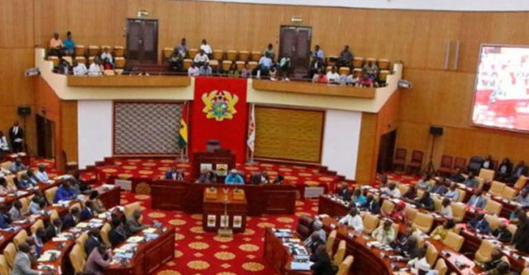 Parliament Pays Tribute To Amissah-Arthur