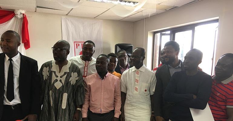 Dr Papa Kwesi Nduom and others