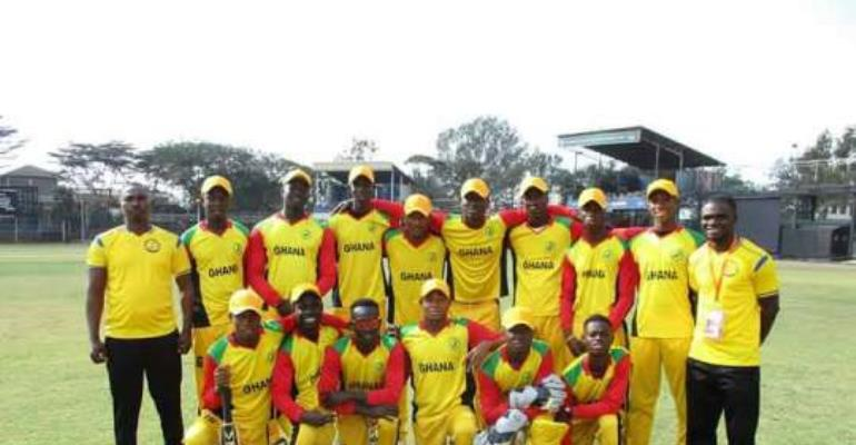 Ghana's qualification to 2018 Cricket World Cup bleak