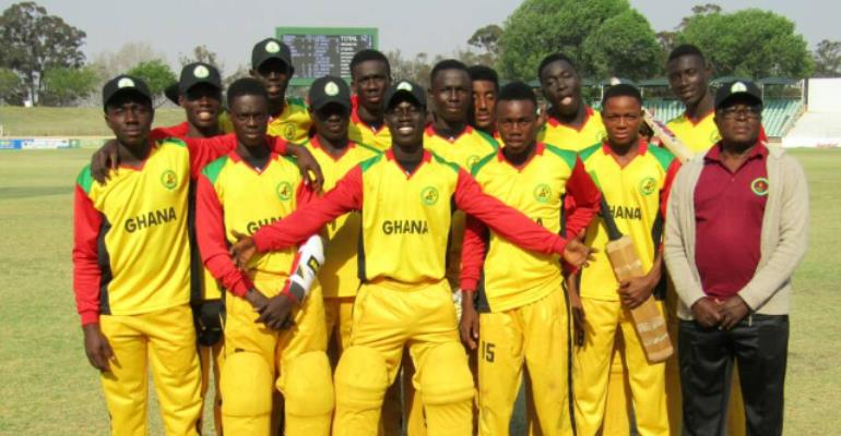 Cricket U-19 team chase World Cup glory