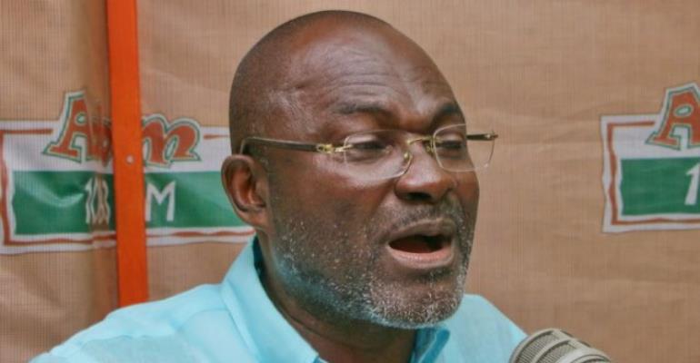 Former BOST MD Awuah Darko sues Kennedy Agyepong, Asempa FM for ?5m