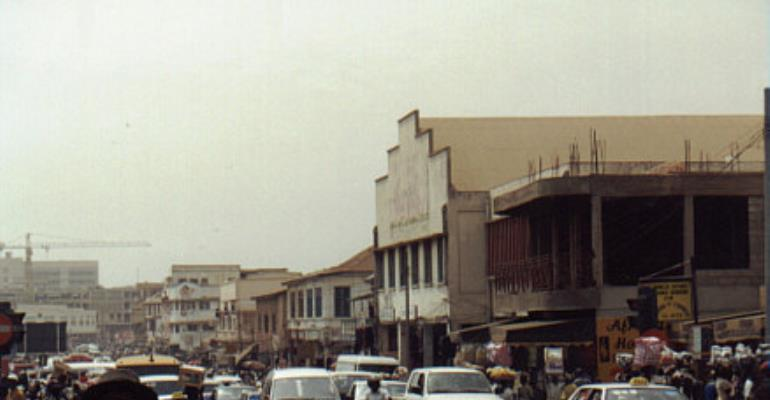 Major facelift for Accra, four cities
