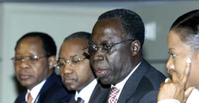 Osafo-Maafo Defends CNTCI Loan
