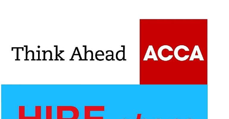 Free CV Clinic at ACCA's Friday Fair: