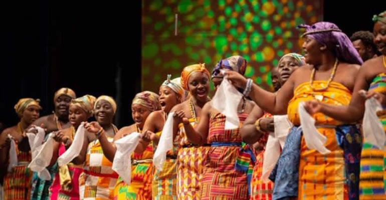 World Choir Games 2018: Ghana's Harmonious Choral Wins Award