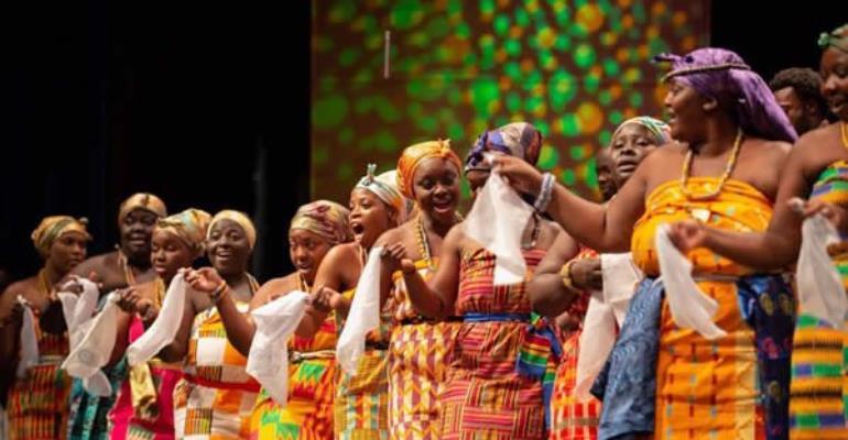 World Choir Games 2018: Ghana's Harmonious Choral Wins Award