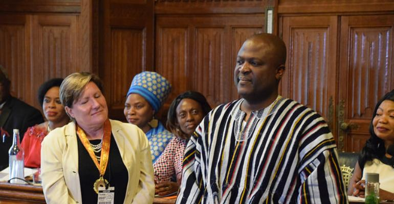 Ibrahim Mahama, Jewel Taylor, Mo Abudu, Others Honoured At 2018 African Achievers Awards