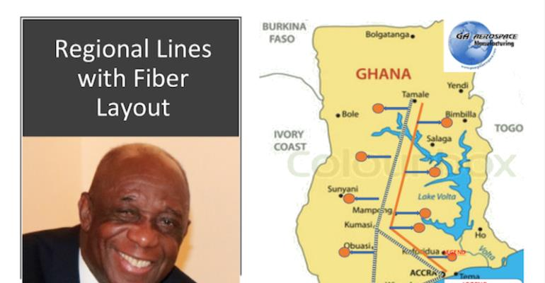 Renowned Scientist Proposes 21st Century Infrastructure Modernization Plan In Form Of High-Speed Rail System For Ghana