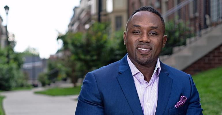 Ghanaian CEO Kwabena Osei-Sarpong Earns Coveted Spot On2018 Washington Business Journal's 40 Under 40 List