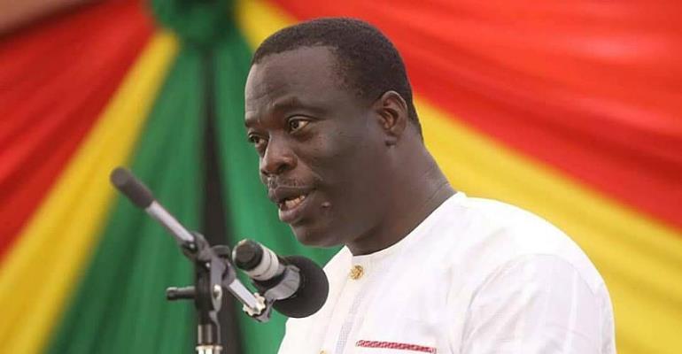 Mr. Ignatius Barfour Awuah