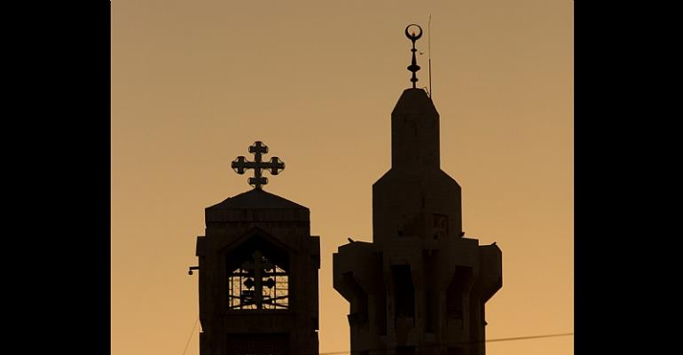 Liberal Christianity and the Strict Islamic Religion.