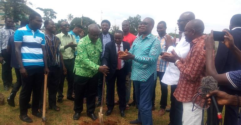 GNPC To Construct $250,000 Astroturf For SDA SHS