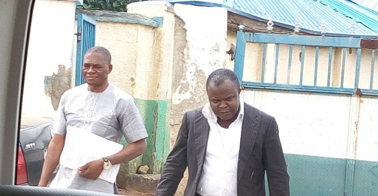 Murder: Again, Ugwuonye Docked, Arraigned