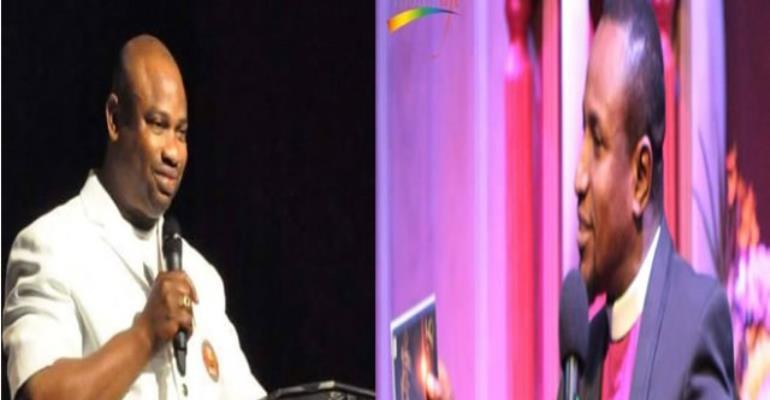 Two UK-based African Preachers Win Legendary Award