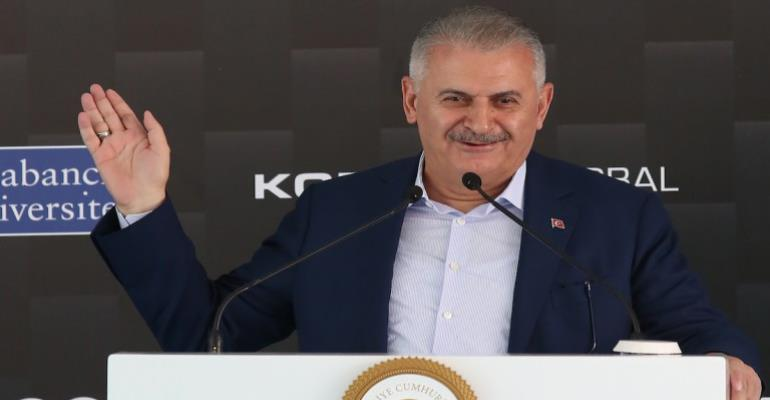 Turkish PM Yıldırım Names July 15 Coup Attempt As 'Project' He Did Not Like