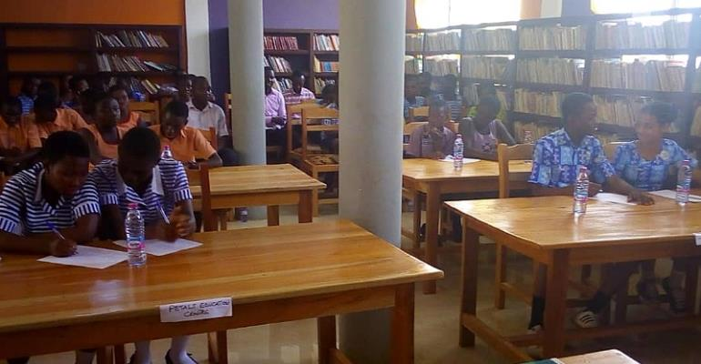 Ghana Library Authority, GES Steps Up Efforts To Improve Basic School Literacy In Kwahu West Municipality