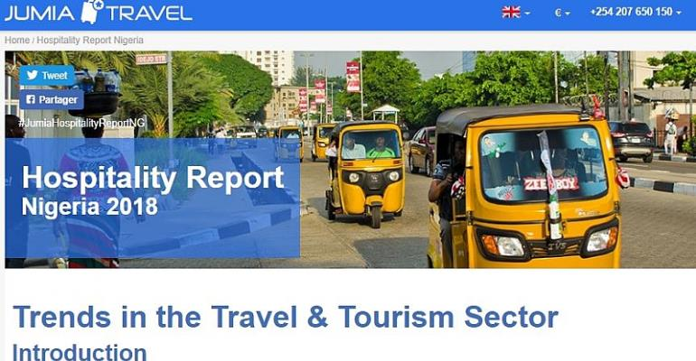 Nigeria To Earn N3.63 Billion From Domestic Tourism By End of 2018,HospitalityReport Says