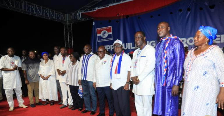 NPP-Germany Congratulates Freddie Blay And Others