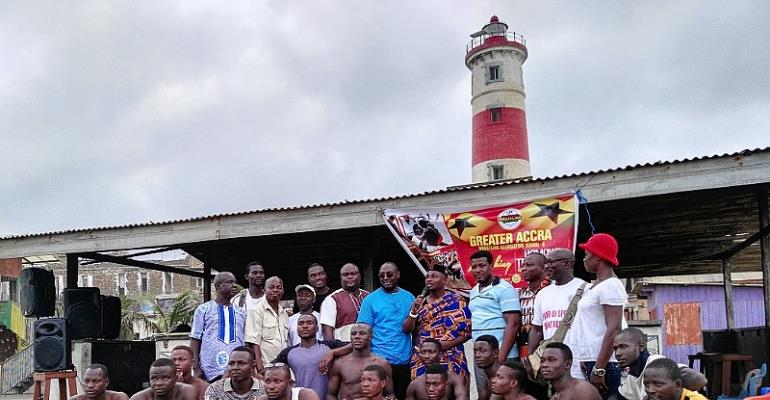 Ga Homowo 2017 Traditional Wrestling Launched at James Town
