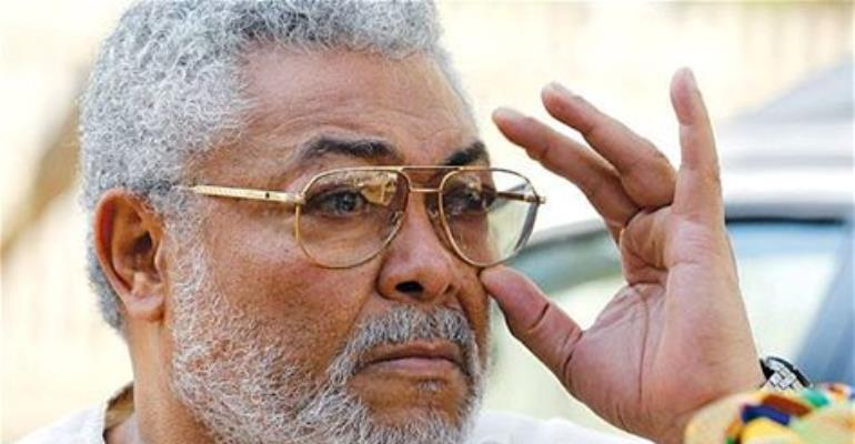 Rawlings' admission of Abacha's $2m demontrates 'honesty'- Adom-Otchere