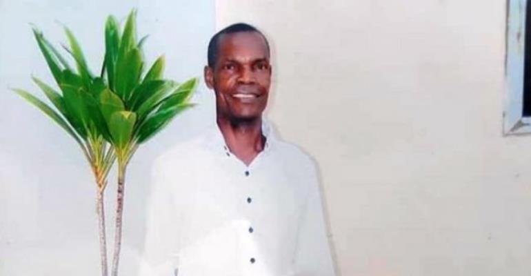 Actor Kuntu Blankson Hangs Himself