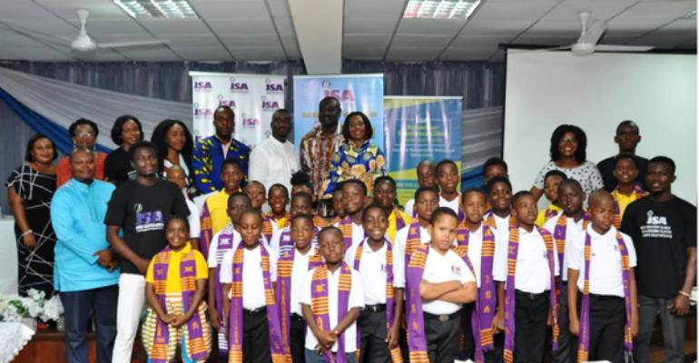 Junior Shapers Africa Holds 3rd Graduation