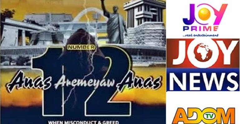 MultiTV To Show Anas' Number12 On All Channels At 9pm Today