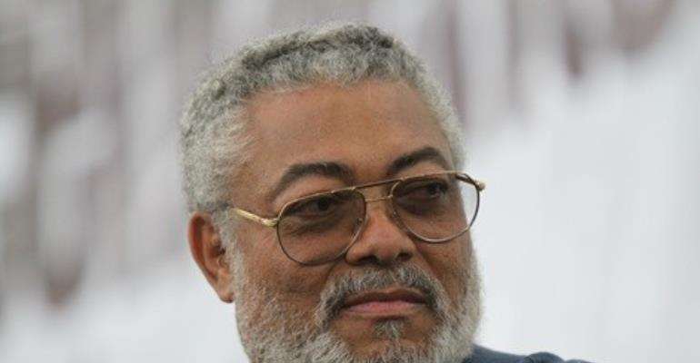 What was Abacha's $2m used for? – Frank Agyekum asks Rawlings