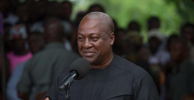 Professor Baffour Agyeman-Dua Commends The Mahama Administration