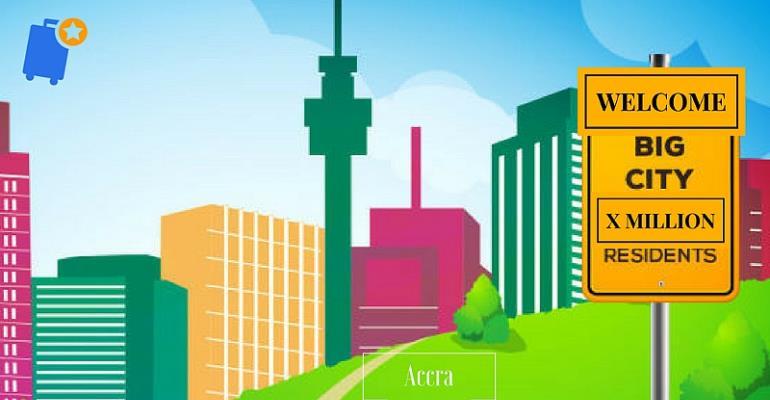 Rapid Urbanization In Ghana; Top Challenges To Address