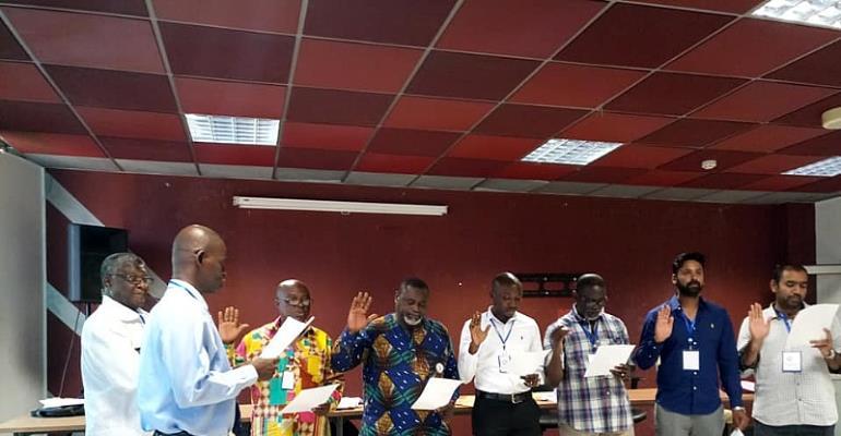 Ghana Cricket Association (GCA) Elects New Executives