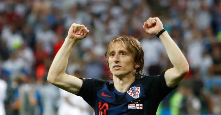 2018 World Cup: Croatia's Luka Modric: Chequered Past Haunts World Cup Star