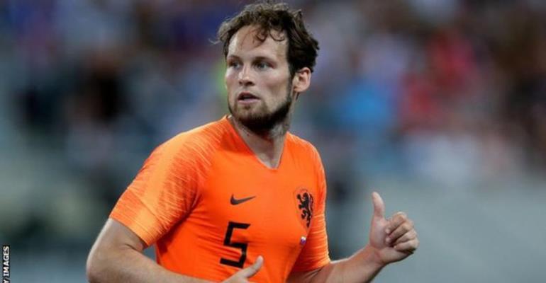 Daley Blind: Ajax Agree Deal For Man Utd & Netherlands Defender