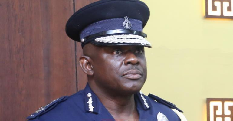 David Asante-Apeatu, IGP