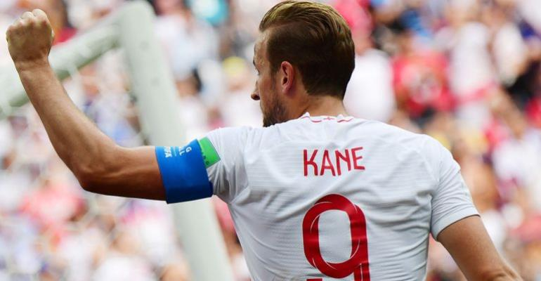 2018 World Cup: Harry Kane Golden Boot Prize At 2018 World Cup