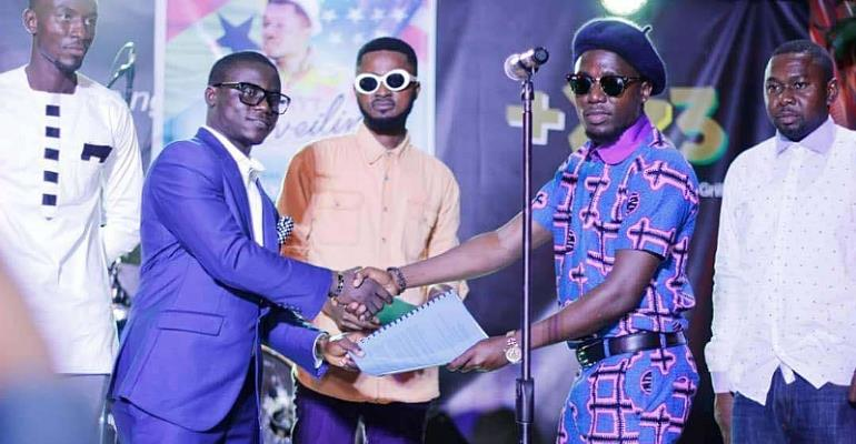 USA Record Label Brilla Squad signs High-Life musician B-RYT for 3 years