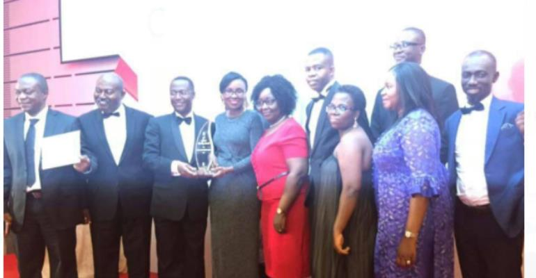 Ecobank is 2016 Bank of the Year