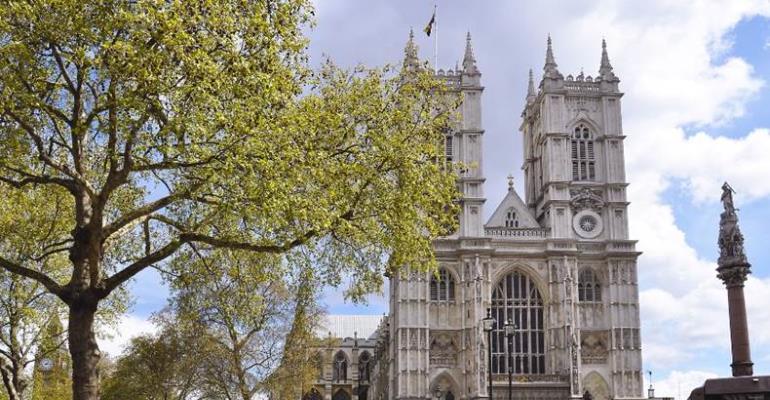 Westminster Abbey, London, United Kingdom.
