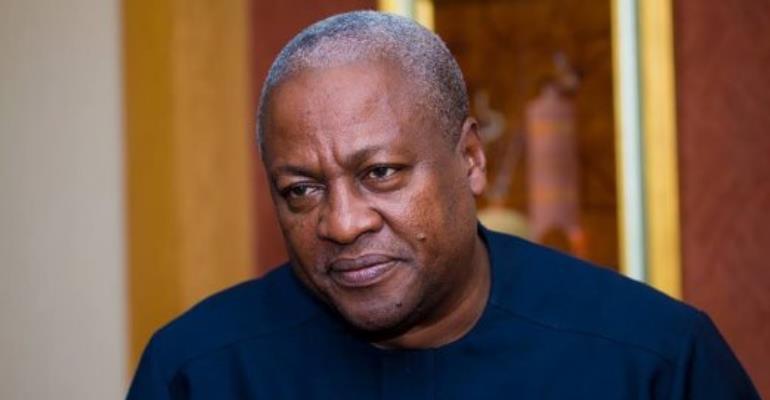 Mahama's meeting not a comeback move – Executives