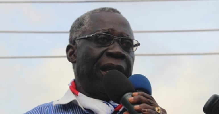 We Are Cautious Trying NDC Officials – Osafo-Marfo
